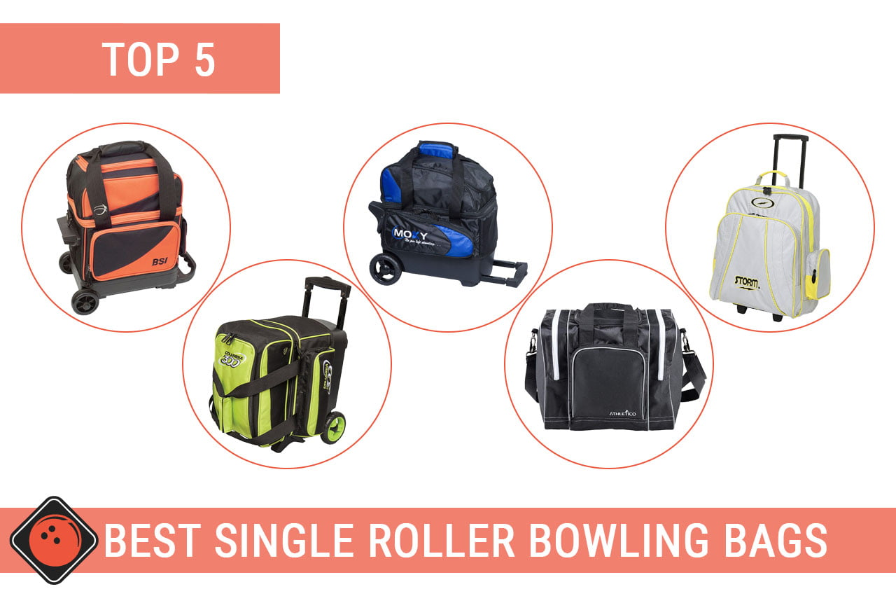 Best Single Ball Bowling Bags with Wheels Comparison