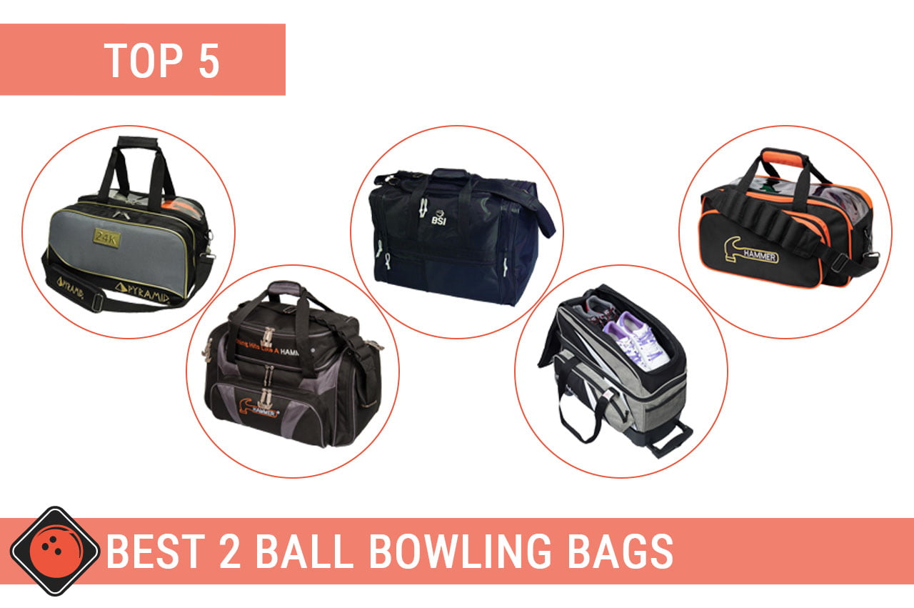 Best Two Ball Bowling Bags Comparison
